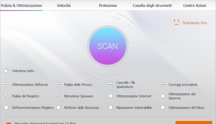 Advanced SystemCare 11