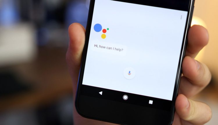 Google assistant italiano android