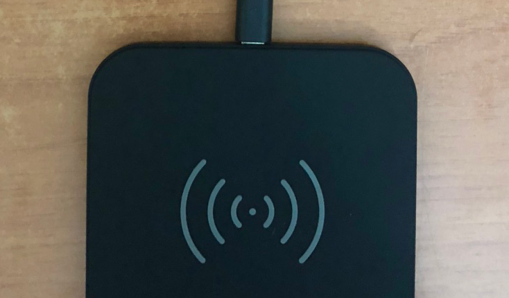 Wireless Qi Charger Pad Samsung iPhone