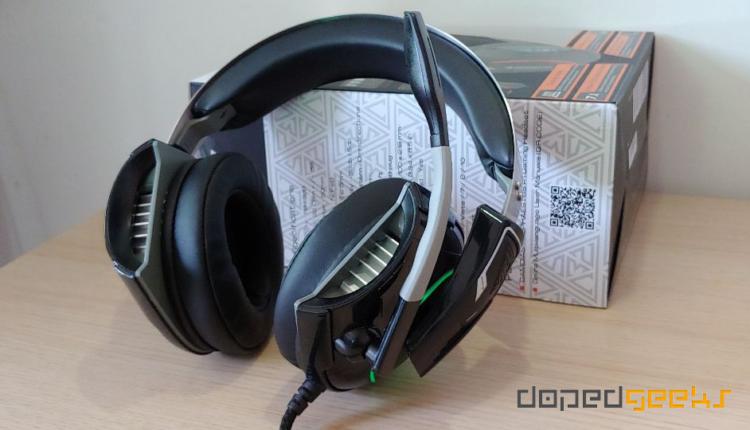 gamdias hephaestus headphone cuffie gaming