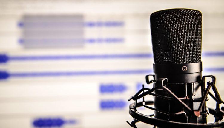 microfono registare audio da pc