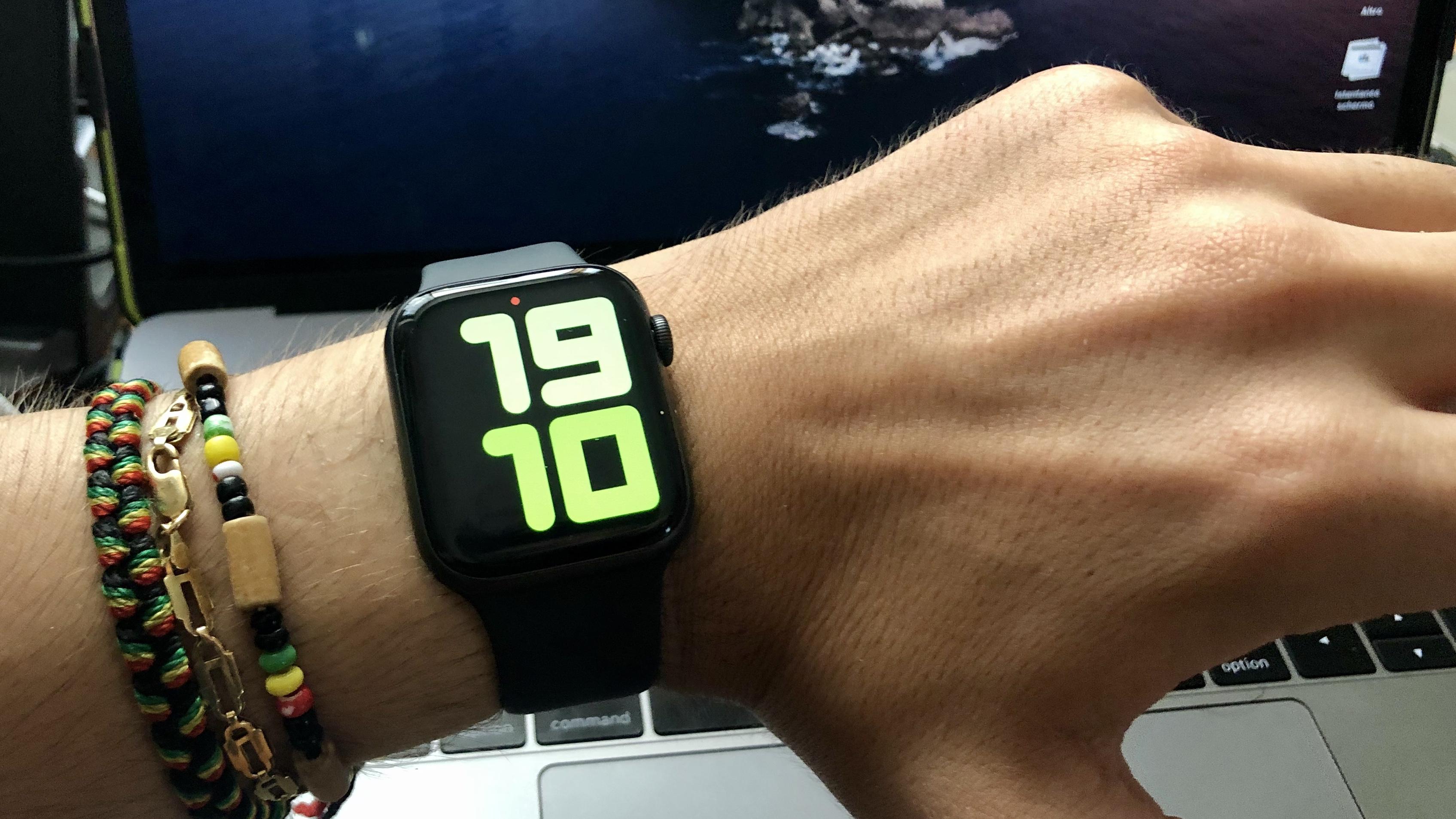 Come sbloccare il Mac con Apple Watch